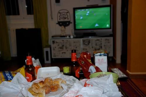 Noches de futbol